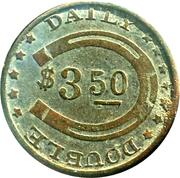 3.5 Dollars - Better Built Buckley (Chicago, Illinois) – reverse