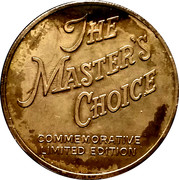 The Master's Choice – obverse
