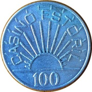 100 Escudos - Casino Estoril – obverse