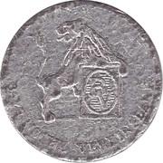 Token - Bayerische Vereinsbank (Patrona Bavariae) – reverse