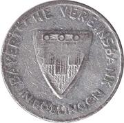 Token - Bayerische Vereinsbank (Böblingen) – obverse