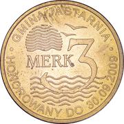 3 Merki - Gmina Jastarnia (Jastarnia) – obverse