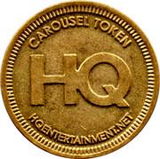 Token - HQ Carousel – obverse