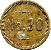 5 Cents - No.30 (Mints token) – obverse