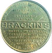 2 Dollars - Brackin's – obverse