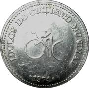 Token - Idolos do Ciclismo Mundial (Lucien Van Impe) – reverse