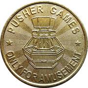 Pusher token – reverse