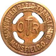 1 Fare - Mansfield Rapid Transit (Mansfield, O.) – obverse
