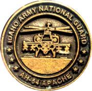 Idaho Army National Guard – obverse