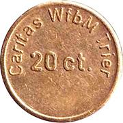 20 Cents - Caritas WfbM Trier – obverse