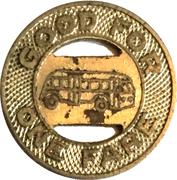 1 Fare - Gastonia Transit Co., Inc. (Gastonia, NC) – reverse