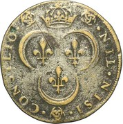 Token - Henri II (Council of the King) – obverse