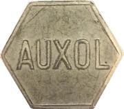 2 Reales - Auxol Plantation Token – reverse