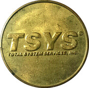 Token - TSYS – reverse