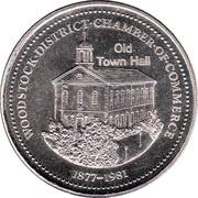 Dairy County Dollar - Woodstock, Ontario – obverse
