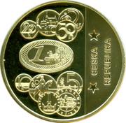 Token - Europe (Česká Republika) – obverse