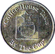 Token - Keurig Coffee House Taste – reverse