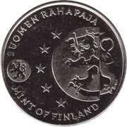 Token - Mint of Finland (Isokari) – reverse