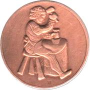 Token - Finland Mint – reverse