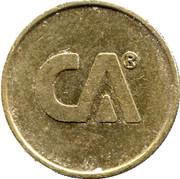 Token - CA – reverse