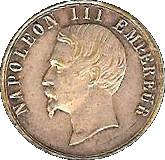 Napoléon III 2 Xbre 1852 – obverse