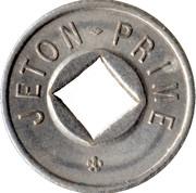 Jeton Prime - Erka – obverse