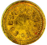75 Centimes - Consommation – obverse