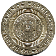 20 Cents - Casino Barriere (Deauville) – reverse