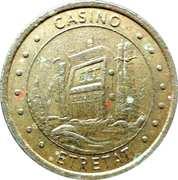 50 Cents - Casino Etretat – obverse
