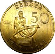 50 Ridder - Ruisbroek – reverse
