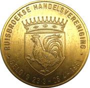 50 Ridder - Ruisbroek – obverse