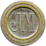 20 Centimes - JM – obverse