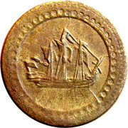20 Centimes - A Consommer (Ship) – obverse