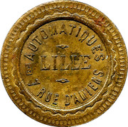 20 Centimes - ZH (Lille) – obverse