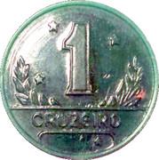 1 Cruzeiro - BrinkiBoy (Game Token) – reverse