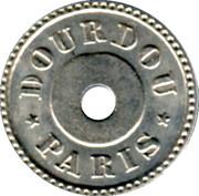 75 Centimes - Dourdou (Paris) – obverse