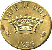 Token - Pain - Association Alimentaire (Ville de Dole) – obverse