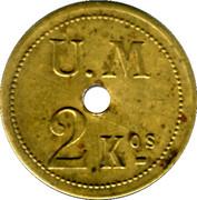 2 Kgs - Union Mutuelle (Saint-Quentin) – reverse