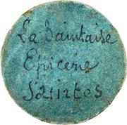 5 Centimes - Cooperative Regionale (La Saintaises Epicerie, Saintes) – reverse