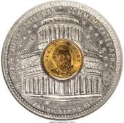Dollar - Dana Bickford of New York City (US Grant) – obverse