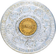 Dollar - Dana Bickford of New York City – reverse