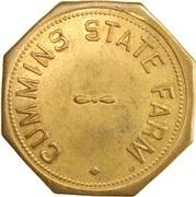 1 Dollar - Cummins State Farm (Cummins Unit, Arkansas) – obverse