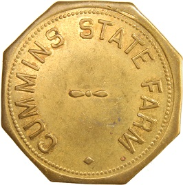 1 Dollar - Cummins State Farm (Cummins Unit, Arkansas