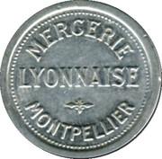 5 Centimes - Mercerie Lyonnaise - Montpellier [34] – obverse