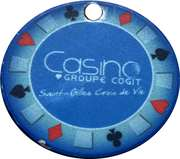 Token - Casino Saint Gilles Croix de Vie – obverse