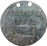 50,00 Prix Fixe - Parapluie Revel – obverse