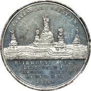 Dollar - U.S. Centennial Exposition (Fountain) – obverse