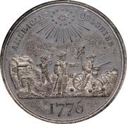 Dollar - U.S. Centennial Exposition (Liberty Seated) – reverse