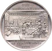 Dollar - U.S. Centennial Exposition (Declaration of Independance) – obverse
