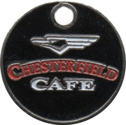 Shopping Cart Token - Chesterfield café – obverse